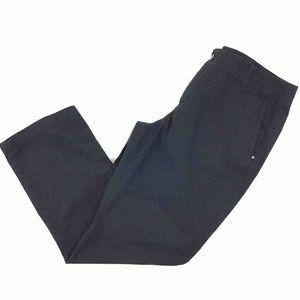 Lauren RL Women's Active Cargo Pants 12 Black